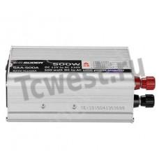 Преобразователь напряжения ( инвертор) 12-220 вольт 500 ватт
