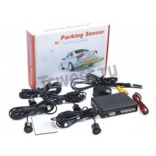 Видеопарктроник (парковочный радар) 4 датчика