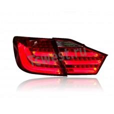 Задние светодиодные фонари TOYOTA CAMRY V50 2012-2014г.