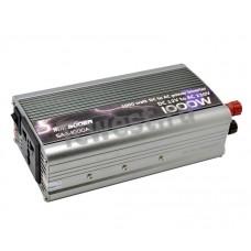Преобразователь напряжения ( инвертор) 12-220 вольт 1000 ватт